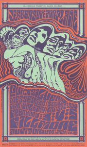 1967 02 - JEFFERSON AIRPLANE FILLMORE AUD SF CA