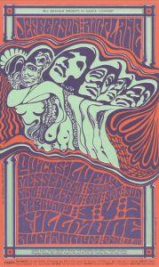 1967 02 - JEFFERSON AIRPLANE FILLMORE AUD SF CA