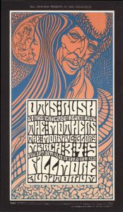 1967 03 - MORNING GLORY FILLMORE AUD SF CA