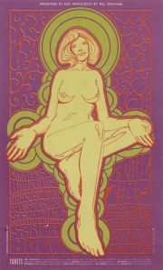 1967 04 - CHAMBERS BROTHERS FILLMORE AUD SF CA