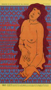 1967 04 - HOWLIN WOLF FILLMORE AUD SF CA