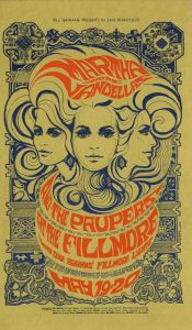 1967 05 - MARTHA & VANDELLAS FILLMORE AUD SF CA