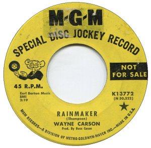 1967 06 CARSON SINGS A