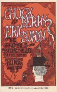 1967 06 - CHUCK BERRY FILLMORE AUD SF CA