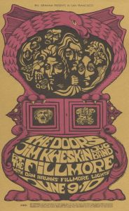 1967 06 - JIM KWESKIN JUG BAND FILLMORE SF CA