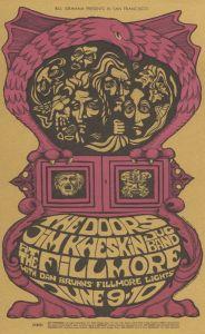 1967 06 - JIM KWESKIN JUG BAND FILLMORE SF CA