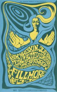 1967 06 - PEANUT BUTTER CONSPIRACY FILLMORE AUD SF CA
