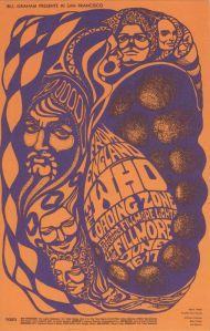 1967 06 - WHO FILLMORE AUD SF CA