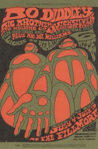 1967 07 - BIG JOE WILLIAMS FILLMORE AUD SF CA