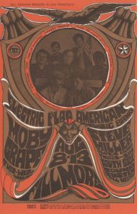 1967 08 - ELECTRIC FLAG FILLMORE AUD SF CA