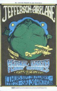 1967 09 - JEFFERSON AIRPLANE FILLMORE AUD SF CA