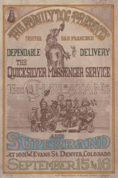 1967 09 - SUPERBAND DENVER FAMILY DOG
