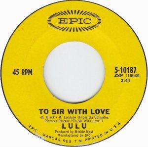 1967 - 10-21 - #1 1 WEEK R
