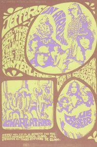 1967 10 - CHARLATANS FILLMORE AUD SF CA
