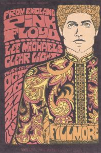 1967 10 - CLEAR LIGHT FILLMORE AUD SF CA