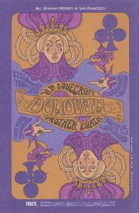 1967 11 - DONOVAN FILLMORE AUD SF CA