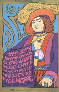 1967 11 - NITTY GRITTY DIRT BAND FILLMORE AUD SF CA