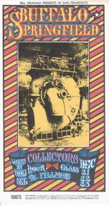 1967 12 - COLLECTORS FILLMORE AUD SF CA
