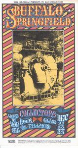 1967 12 - COLLECTORS FILLMORE AUD SF CA