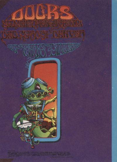 1967 12 - DOORS DENVER FAMILY DOG