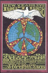 1967 12 - JEFFERSON AIRPLANE FILLMORE AUD SF CA