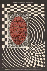 1968 01 - SUNSHINE COMPANY FILLMORE AUD SF CA