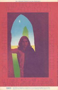 1968 01 - ULTIMATE SPINACH FILLMORE AUD SF CA