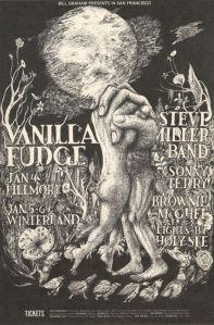1968 01 - VANILLA FUDGE FILLMORE AUD SF CA