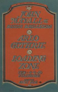1968 02 - ARLO GUTHRIE FILLMORE AUD SF CA