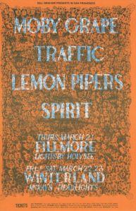 1968 03 - LEMON PIPERS FILLMORE AUD SF CA