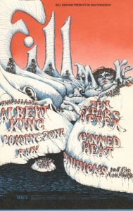 1968 06 - ALBERT KING FILLMORE AUD SF CA