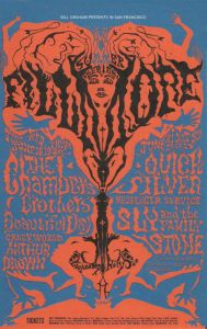 1968 06 - ARTHUR BROWN FILLMORE AUD SF CA