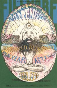 1968 07 - CREEDENCE CLEARWATER FILLMORE AUD SF CA