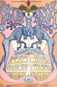 1968 07 - ELECTRIC FLAG FILLMORE AUDITORIUM SF CA