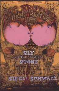 1968 07 - ILLINOIS SPEED PRESS FILLMORE WEST SF CA