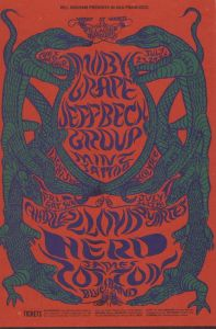 1968 07 - MOBY GRAPE FILLMORE WEST SF CA