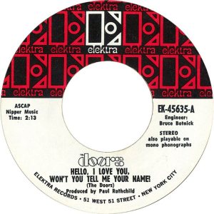 1968 - 08-03 - #1 2 WEEKS R