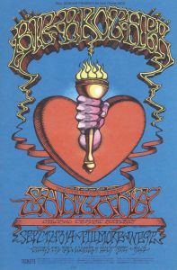 1968 09 - BIG BROTHER FILLMORE WEST SF CA