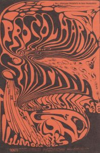 1968 10 - PROCOL HARUM FILLMORE WEST SF CA