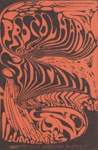 1968 10 - PROCOL HARUM FILLMORE WEST SF CA