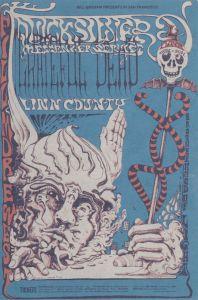 1968 11 - LINN COUNTY FILLMORE WEST SF CA