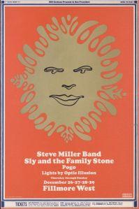1968 12 - POGO FILLMORE WEST SF CA