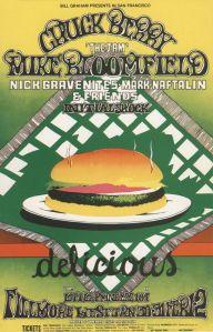 1969 01 - CHUCK BERRY FILLMORE WEST SF CA