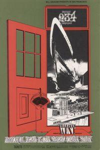 1969 01 - GRATEFUL DEAD FILLMORE WEST SF CA
