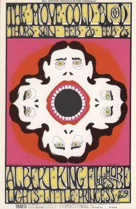 1969 02 - MOVE FILLMORE WEST SF CA
