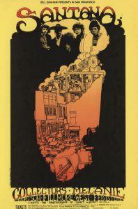 1969 02 - SANTANA FILLMORE WEST SF CA