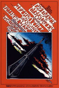1969 03 - CREEDANCE CLEARWATER FILLMORE WEST SF CA