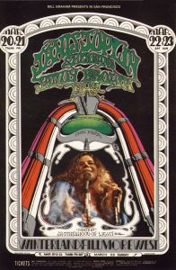 1969 03 - JANIS JOPLIN FILLMORE WEST SF CA