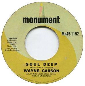 1969 04 - CARSON SINGS A