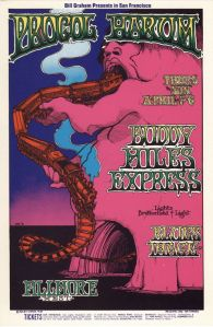 1969 04 - PROCOL HARUM FILLMORE WEST SF CA